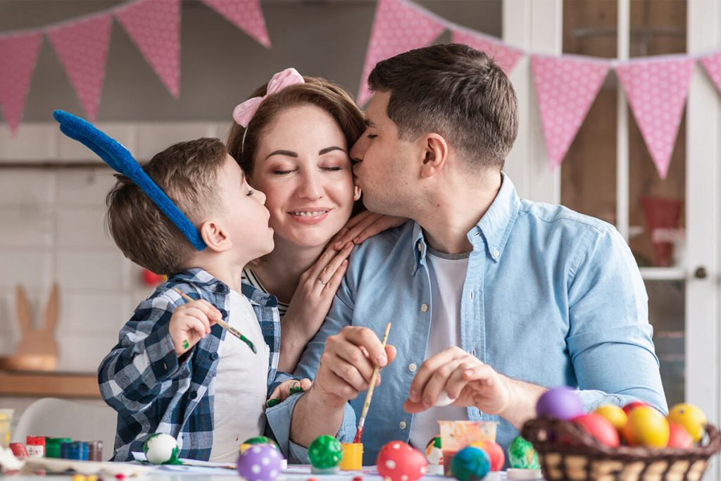 Top 8 Ideas for Easter at Home from Dr Sheetal Sachdeva